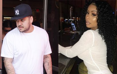 Rob Kardashian Slams Rumor He's Seeing Alexis Skyy To Get Back At Blac Chyna: 'Stop With That'