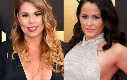 Jenelle Evans and Kailyn Lowry's Teen Mom Feud Just Got Uglier