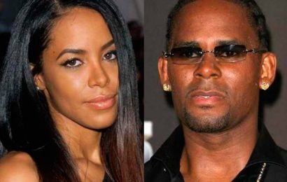 Aaliyah's Mother Addresses R. Kelly Sex Allegations Once and for All