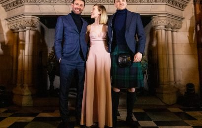 Saoirse Ronan Premieres Her Film in Scotland, Plus Bradley & Irina, Amy Schumer & More