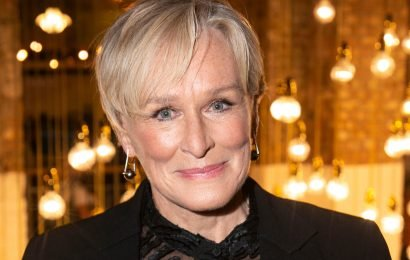 Glenn Close Wins Best Actress Drama Golden Globe for 'The Wife'