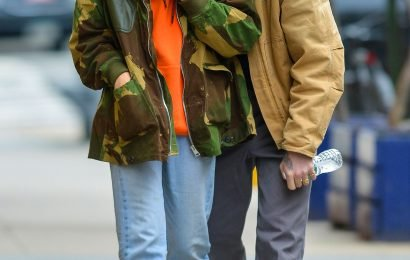 Brooklyn Beckham and New Girlfriend Hana Cross Pack on the PDA During Lunch Date in N.Y.C.