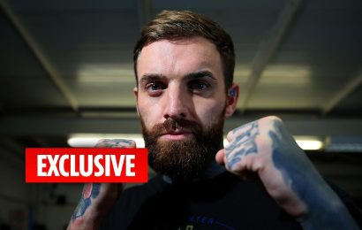 Aaron Chalmers: Amanda Nunes is the greatest women's MMA fighter of all time, and there was no break in training over Christmas and New Year