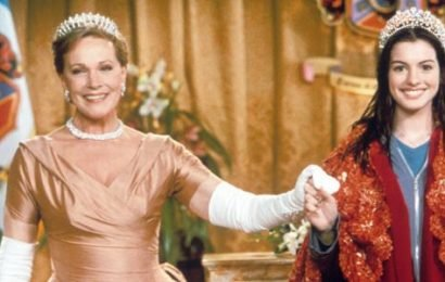 Anne Hathaway Just Confirmed She Wants to Do 'Princess Diaries 3'