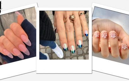 Nailed It! The Latest Nail Trends Are Showstoppers