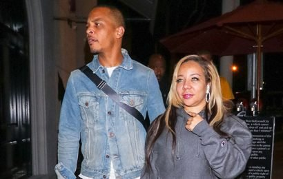 Tiny Feels 'Secure' Sending T.I. Off To 'Sin City' Without Her: Why She's Not Worried He'll Cheat
