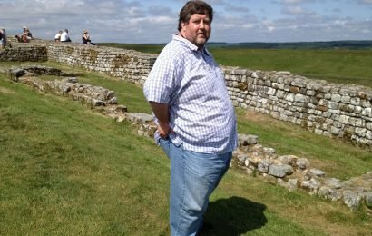 How a 460-pound junk food addict turned his life around