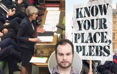 Many MPs will defy democracy today and send 17.4m Brexit voters a very disturbing message – 'know your place, plebs'