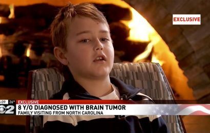 Family Who Lost Home in Hurricane Florence Discovers 8-Year-Old Son Has Terminal Brain Cancer