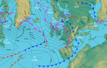 Sunday's UK weather forecast — a showery start will develop into a breezy, mostly overcast day with the chance for some sunny spells