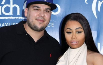 Rob Kardashian, Who Likes To Be Scratched, Wants $500,000 From Blac Chyna