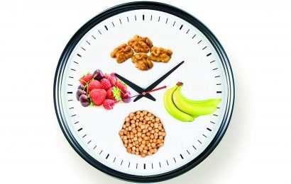 Your crappy diet is messing with your body's clock