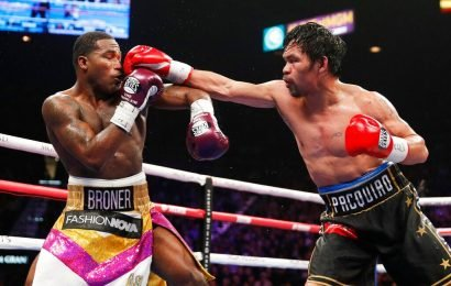 Manny Pacquiao's Los Angeles home burglarized during fight: report