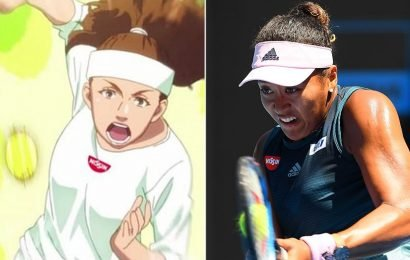 Naomi Osaka's sponsor apologizes after claims of 'whitewashing' star in advertisement