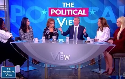 'The View' grills NYC mayor Bill de Blasio: 'You screwed the city up'