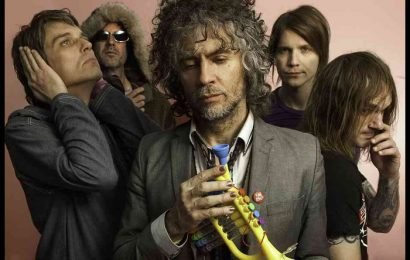 Flaming Lips' Wayne Coyne Weds Katy Weaver