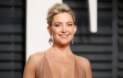 Kate Hudson clarifies saying she's raising her daughter with a 'genderless' approach