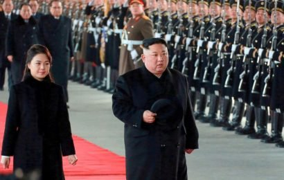 Kim Jong Un makes 4th visit to China in a year