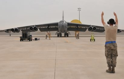 Qatar to expand US airbase as defence chief visits DC