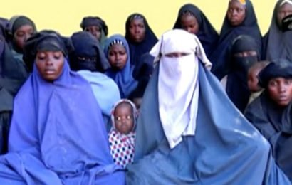 New Boko Haram video purports to show Chibok girls