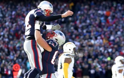 Patriots Dominate Chargers to Reach A.F.C. Championship Game