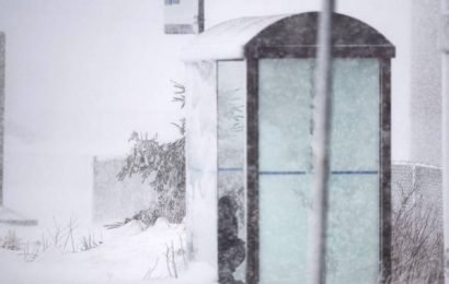 Approaching winter storm prompts warnings for residents of the Maritimes