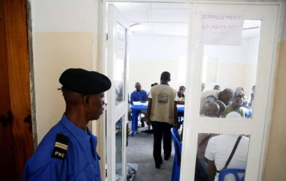 Results for Congo's presidential election delayed past Sunday deadline