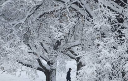 Extreme cold, heavy snow expected for Barrie, Orillia, Collingwood: Environment Canada