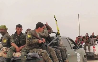 Russia 'moving' military observers in Syria's Afrin