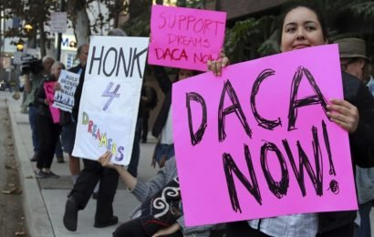 Dreamers 'furious' Democrats gave up on shutdown