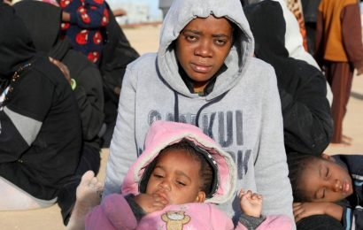 Nigeria flying citizens from Libya amid 'endemic' abuse