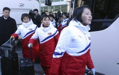 North Korea calls off joint Olympic event with South