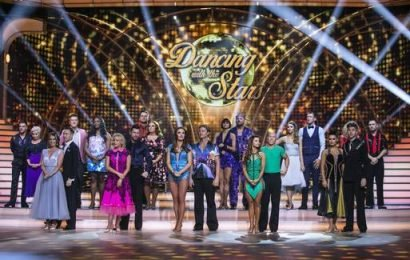 In pictures: Dancing with the Stars returns