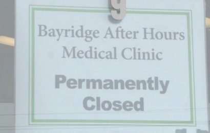 West-end Kingston after hours medical clinic closes