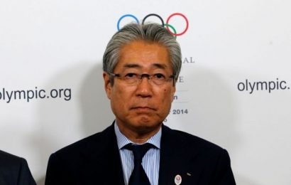 Olympics: Japanese Olympic chief charged with corruption in France