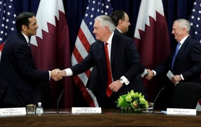 Tillerson: US 'negatively impacted' by Gulf crisis