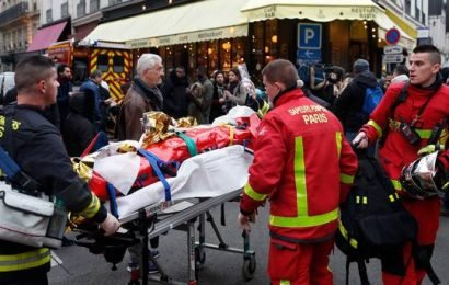 Death toll in Paris bakery blast rises to four
