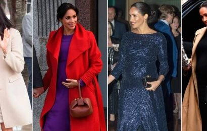 Meghan Markle is sending a powerful message with her rule-breaking style