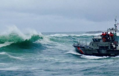 Fishing boat capsizes, killing 3 fishermen as it crossed route shown on 'Deadliest Catch' spinoff