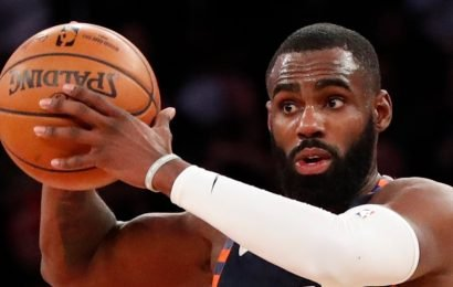 Knicks Make Tim Hardaway Jr. and Courtney Lee Available for Trade