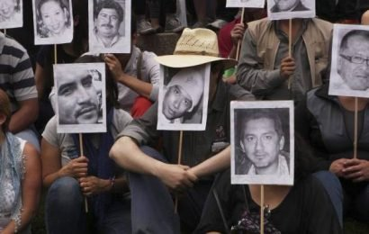 Mexico set another record for murders with 33,000 cases in 2018