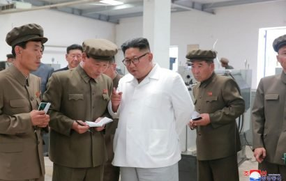 Kim's vision of a coal-fueled North Korean future may be tough to realize