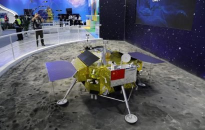 China 'lifts mysterious veil' by landing probe on far side of the moon