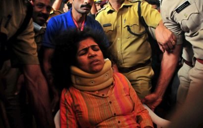 Indian woman alleges assault by mother-in-law for defying temple ban