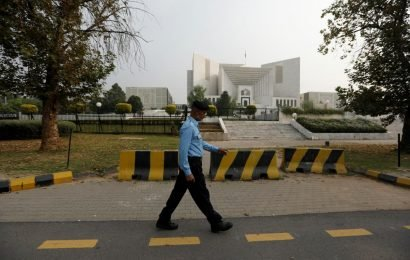 Incoming Pakistan Chief Justice opens new era for powerful court