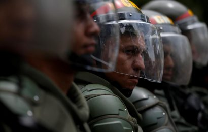Caracas Spring? Not so fast, Venezuela's armed forces say