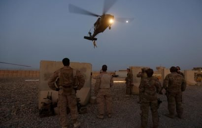 U.S. committed to pulling foreign forces out of Afghanistan: official
