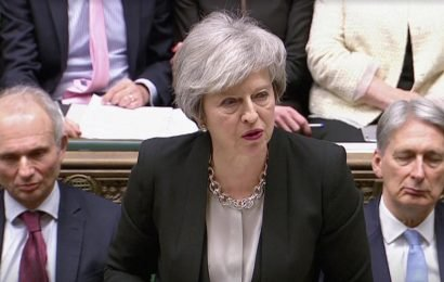 Show the EU what Brexit you want, PM May tells British lawmakers