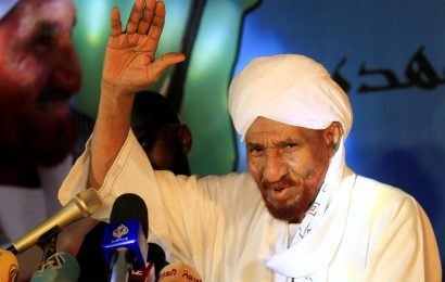 Sudan opposition leader's daughter detained as professors protest