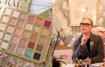 Too Faced Is Dropping One Of Its Biggest Eyeshadow Palettes EVER & It Has All New Shades